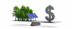 Información de la energía solar