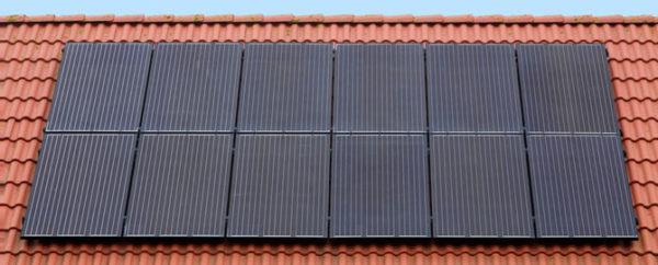 Dimensiones de los Paneles Solares