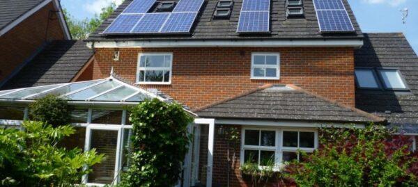 HOW MANY SOLAR PANELS I NEED FOR A HOUSE