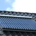 calefacción solar del hogar