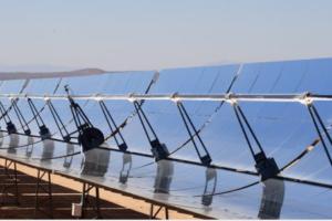Tipos de energia solar concentrada