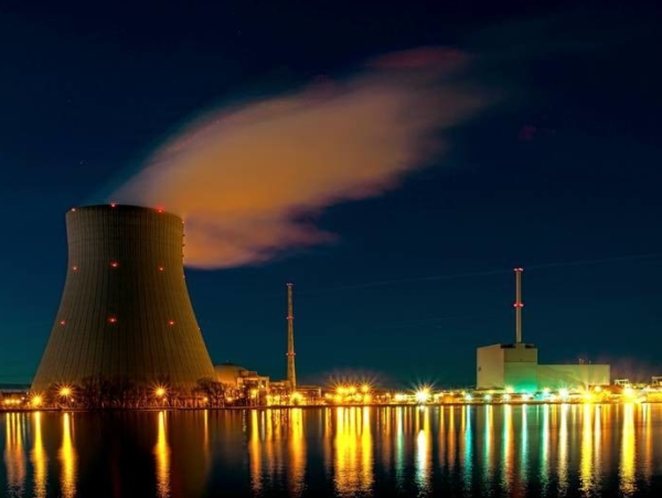 energia potencial nuclear