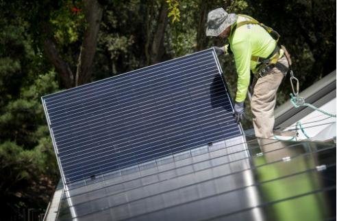 Características de los paneles solares