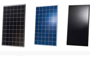 ¿Qué tipos de paneles solares existen?