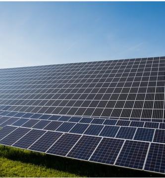 Objetivo de los paneles solares